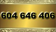 zlaté  číslo - 604 646 406  T-mobile www.extracisla.cz