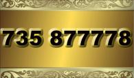 zlaté číslo - 735 877 778 www.extracisla.cz